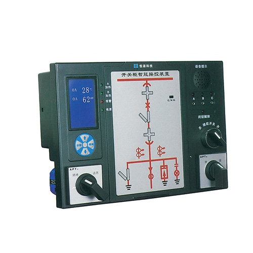 HYCC208开关柜智能操控测温装置